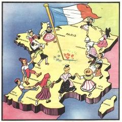 régions,régionalisme,peuple français,nos régions ont du caractère,identité nationale,identité française,république,anthropologie,ethnologie régionale,provinces,tempérament,français moyen,géographie humaine