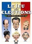 jeu des Élections, élections présidentielles 2012, jeu de cartes, Élysée 2012,