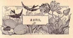 saison,printemps,joseph michaud,académie française,léo ferré,manuels scolaires